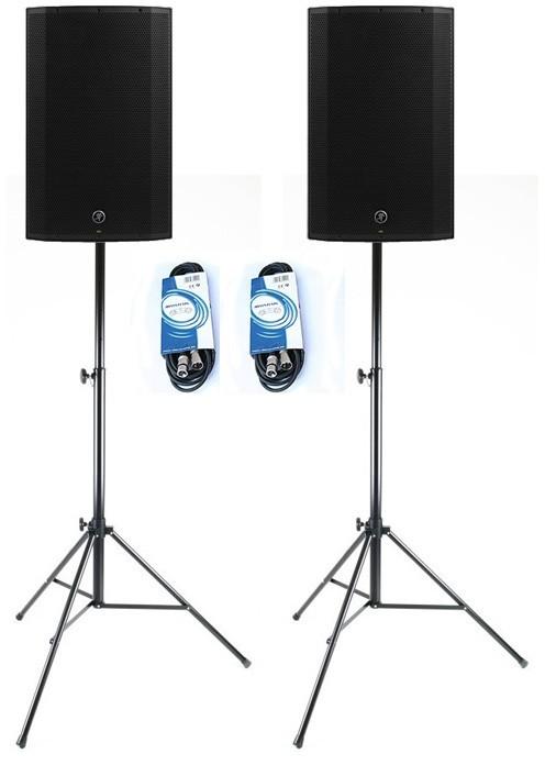 Mackie 2x THUMP 15 A - zestaw nagłośnieniowy