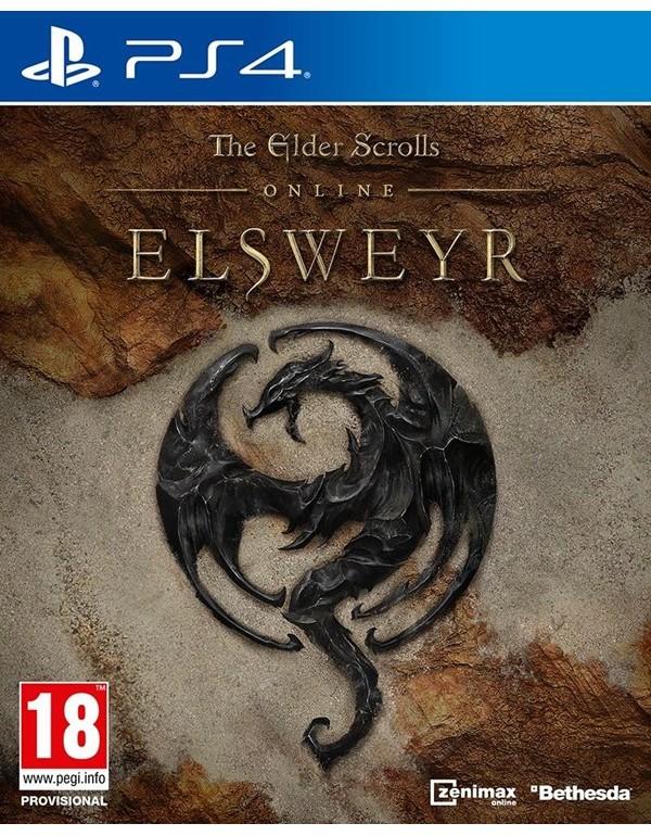 The Elder Scrolls Online: Elsweyr (GRA PS4)