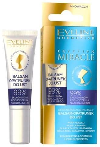 Eveline Egyptian Miracle balsam-opatrunek do ust 12ml 54995-uniw