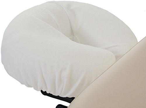 EarthLite eart hlite Deluxe flanelowa pokrowce na zagłówki (2sztuki)odporne na konfetti leżą poszewka wykonana z 100% bawełny do masażu, masaż, głowę poduszka lędźwiowa, poduszka na kark 42155