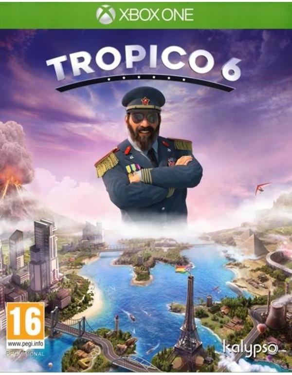 Tropico 6 (GRA XBOX ONE)