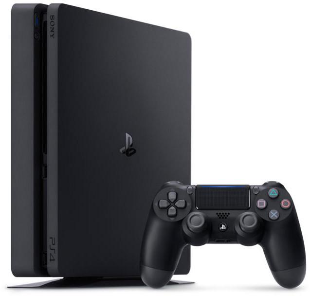 Sony PlayStation 4 Slim 1TB Czarny