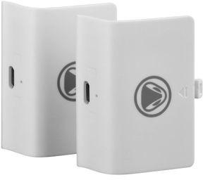 Snakebyte snakebyte Akumulatory Xbox One 2 x 700 mAh Battery:Kit biały SB912344