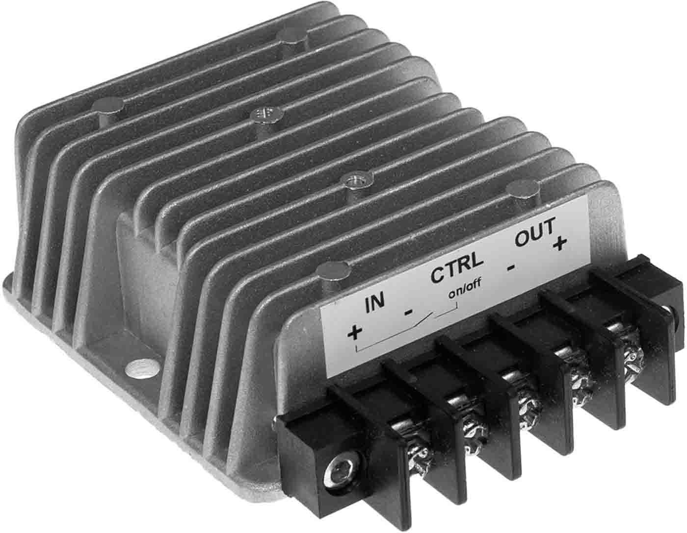 Cablemedia Przetwornica podnosząca napięcie DC/DC UP-120-24/48 UP-120-24/48