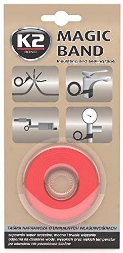 K2 profesjonalne naprawy zegarków, taśmy uszczelniającej potrójny, bransoletka, taśma klejąca z tkaniny Przykleja się również do mokrych i brudnych podłożu, jest odporna na działanie promieni słonec B304