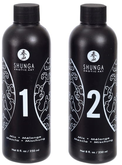 Shunga (CAN) Shunga (CAN) Shunga - Strawberry & Champagne Massage Gel 2 x 250 ml 6_3520