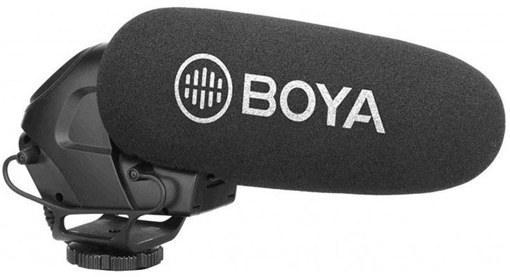 Boya Mikrofon kierunkowy BY-BM3032 BYBM3032
