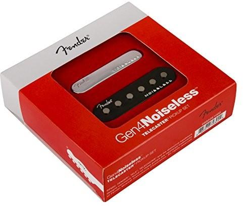 Fender 099-2261-000 Gen 4 Noiless Przetworniki Telecaster, zestaw 2 992261000