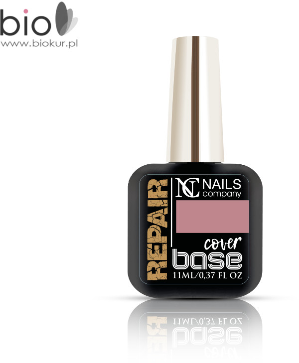 NAILS COMPANY NOWOŚĆ! Repair Base Cover Nails Company 11 ml