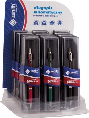 Zenith Długopis automatyczny Zen 10 Nikl pudełko A 10