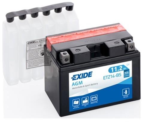 EXIDE ETZ14-BS