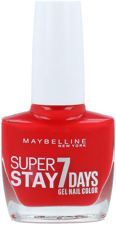 Maybelline SuperStay 7 Days Gel Nail Color Lakier Do Paznokci 917 Citrus Cherry