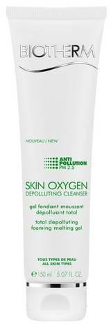 BIOTHERM Skin Oxygen Depolluting Cleanser - Oczyszczający żel do twarzy
