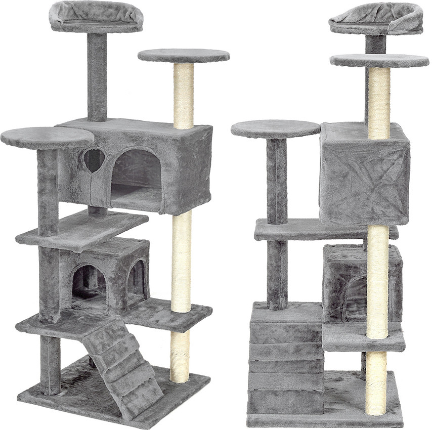 Drapak Dla Kota 7 Poziomów Wieża Legowisko Domek