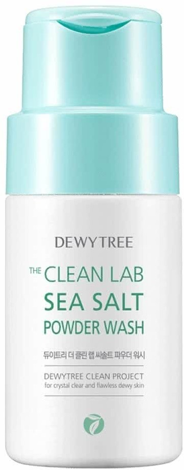 Dewytree The Clean Lab Sea Salt Puder Mycie Twarzy 50g