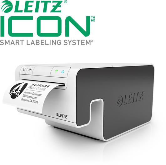 Leitz Icon termiczna drukarka etykiet ICON
