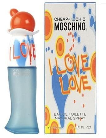 Moschino Cheap & Chic I Love Love woda toaletowa 30ml
