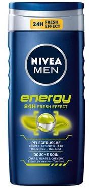Nivea Żel Pod Prysznic Men Energy Mięta Świeżość