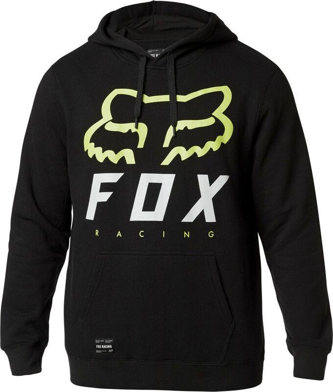 Fox Heritage Forger Bluza Mężczyźni, black/grey M 2020 Bluzy i swetry 24425-014-M