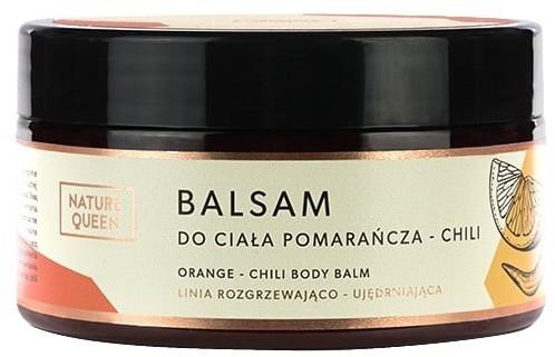 NATURE QUEEN Nature Queen Balsam Pomarańcza Chili 250g