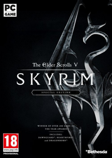 Bethesda Softworks The Elder Scrolls Skyrim: Special Edition DIGITAL
