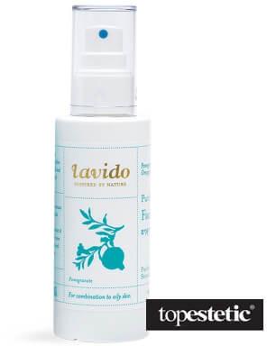 Lavido Purifying Facial Toner Oczyszczający tonik do cery mieszanej 120 mll