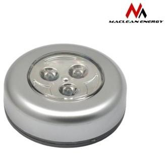 Maclean Lampa samoprzylepna 3xLED MCE01 MCE01