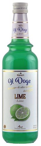 Distillati Group Syrop Il Doge 700 ml Limonka