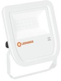 Ledvance NAŚWIETLACZ FLOOD LED 10W/3000K WT 100DEG IP65 LEDV