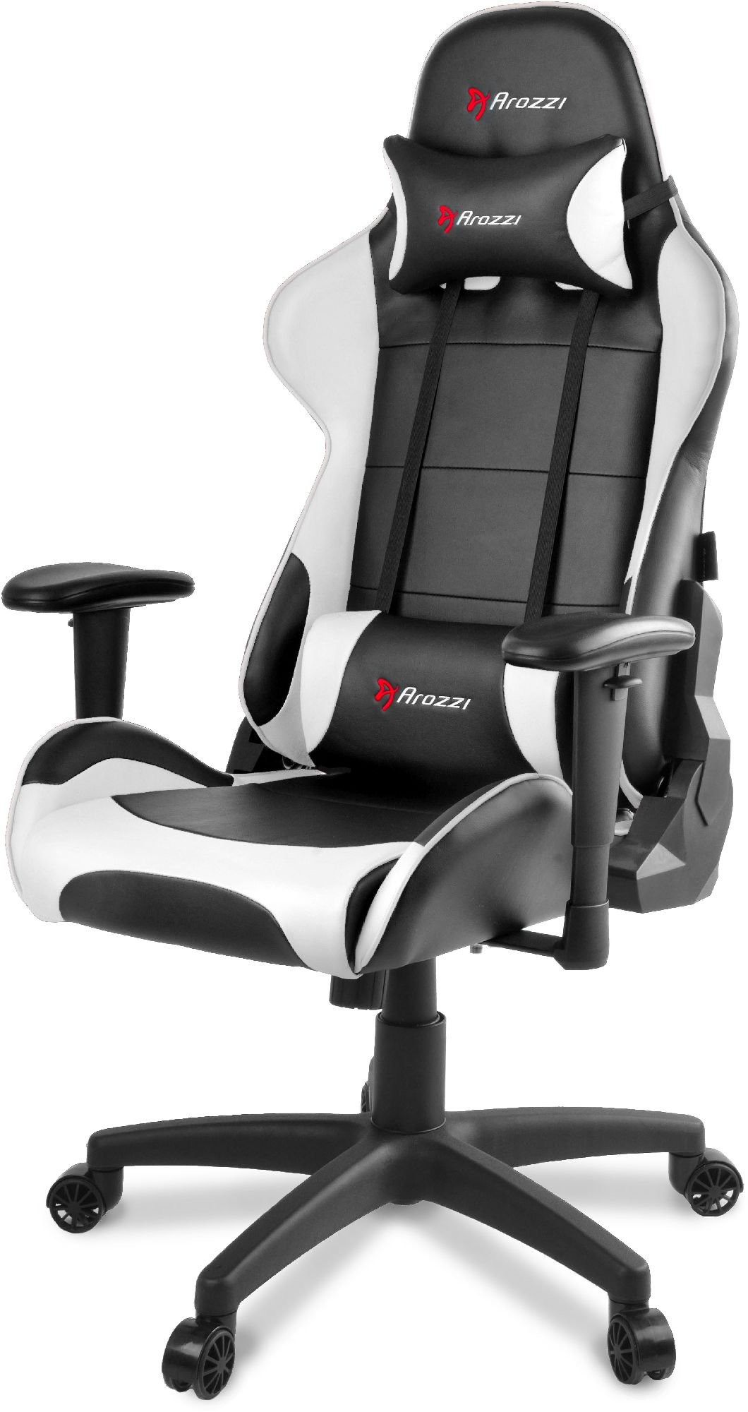 AROZZI Arozzi Verona Gaming Chair V2 VERONA-V2-WT black/white