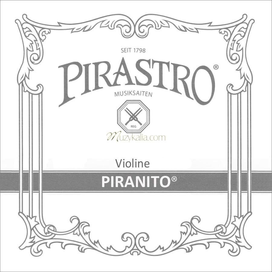 Pirastro Piranito struna do skrzypiec G