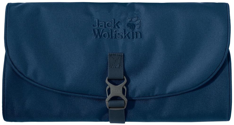 Jack Wolfskin Kosmetyczka WASCHSALON poseidon blue - ONE SIZE apm_86130-1134