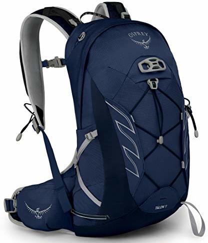 Osprey Talon 11 plecak turystyczny dla mężczyzn niebieski Ceramic Blue s-m 10003059
