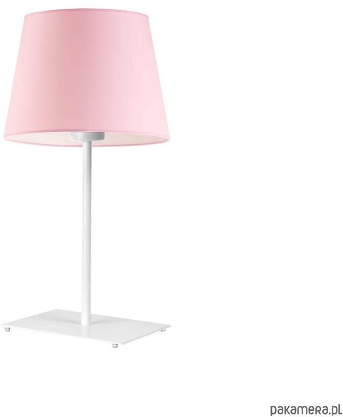 Lampka dziecięca na biurko GENUA różowy