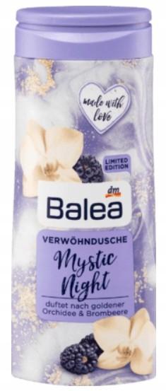 Balea Mystic Night orchidea, jeżyna żel 300 ml