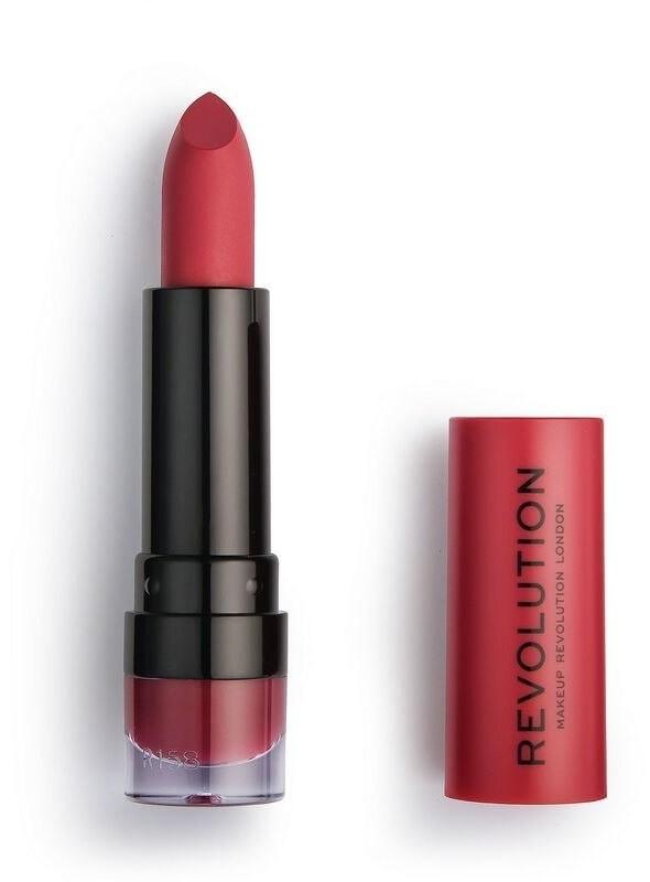 Revolution MAKE UP Makeup Rouge 141 Pomadka do ust w sztyfcie Matte 1szt SO_111451