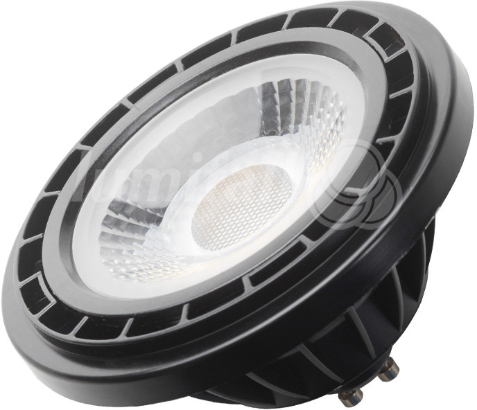 Lumifall Żarówka LED 60° 1pł RAYO.N ES111 GU10 15W  Lumifall LUMES111-COB-GU10-830-BL