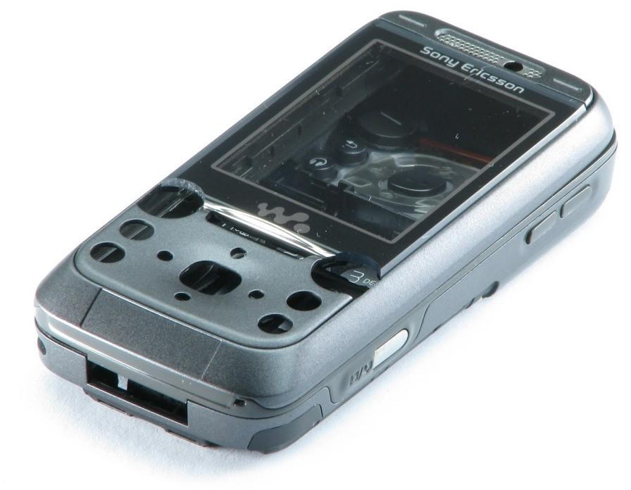 Sony Ericsson OBUDOWA W850I KOMPLET ORYGINALNA 612-uniw