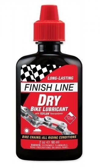 FINISH LINE Olej Teflon Plus Dry Lube 60 ml 036121101005