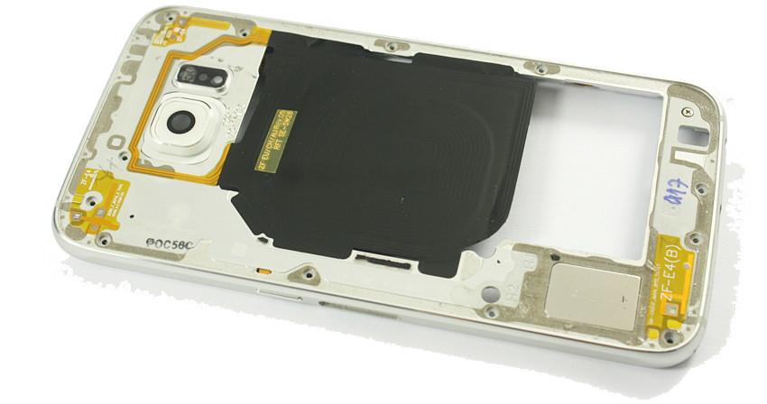 Samsung Obudowa Korpus Ramka Galaxy S6 G920F