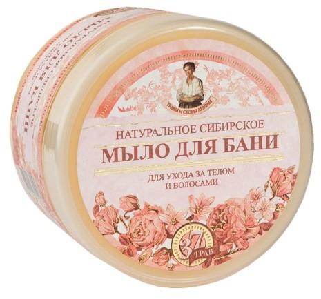 Eurobio Lab Eurobio Lab Mydło do ciała i włosów pielęgnacyjne kwiatowe 500 ml () 120858