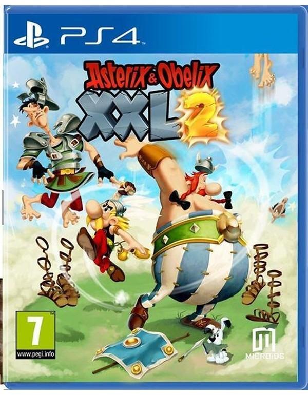 Asterix & Obelix XXL 2 (GRA PS4)