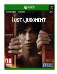 Lost Judgment (GRA XBOX SERIES X)