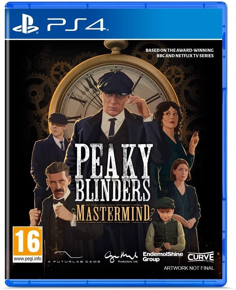 Peaky Blinders: Mastermind (GRA PS4)