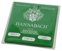 Hannabach E800 LT struny do gitary klasycznej light)