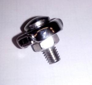 Grundfos Zacisk linowy nierdzewny do linki 2mm AD7B-338E7