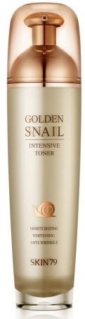 Skin79 Golden Snail Intensive Toner Tonik do twarzy 130ml 35974-uniw