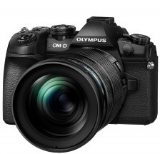 Opinie o Olympus OM-D E-M1 mark II + 12-100 Pro czarny