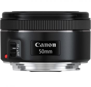 Canon EF 50mm f/1.8 STM (0570C005AA)