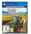 Farming Simulator 17 Ambassador Edition (GRA PS4)